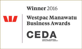 Winners of the Medium Business of the Year 2016 Award